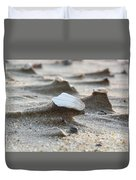 Small Monuments Duvet Cover