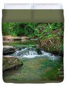 Small Stream Duvet Cover
