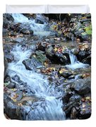 Small Waterfall 2 Duvet Cover