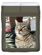 Smartycat Duvet Cover