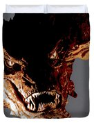Smaug The Terrible Duvet Cover