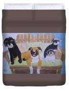 S.m.a.w.l Fosters Duvet Cover