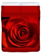 Wake Up And Smell The Roses Duvet Cover