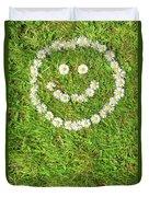 Smiley Duvet Cover