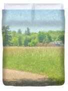 Smith Farm In June 2016 Duvet Cover