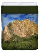 Smith Rock Oregon Duvet Cover