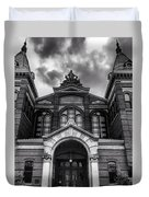 Smithsonian Arts And Industries Building Duvet Cover