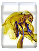 smoke VIII c Duvet Cover