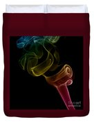 smoke XVI Duvet Cover