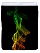 smoke XXII Duvet Cover