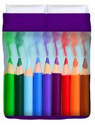 Smoked Colors Duvet Cover