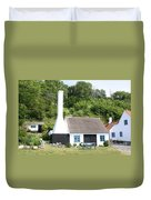 Smokehouse. Denmark Duvet Cover