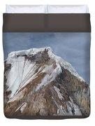 Smoking Summit Duvet Cover