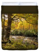 Smoky Autumn Duvet Cover