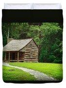 Smoky Mountain Living Duvet Cover