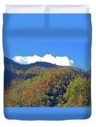 Smoky Mountain Scenery 6 Duvet Cover