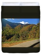 Smoky Mountain Scenery 8 Duvet Cover