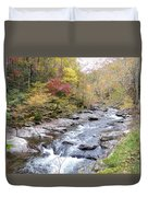 Smoky Mountains National Park 6 Duvet Cover