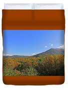 Smoky Mountains Scenery 9 Duvet Cover