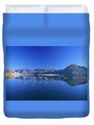 Snags- Lake Isabella Duvet Cover