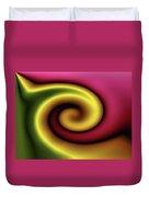 Snail Duvet Cover