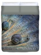 Snail's Pace Duvet Cover