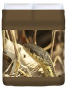 Snake Eye Duvet Cover
