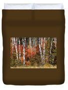 Snake River Canyon Duvet Cover