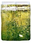 Snaky Reflection Duvet Cover