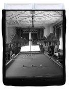 Snooker Room Duvet Cover