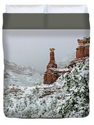 Snow 06-027 Duvet Cover
