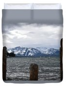 Snow Capped Duvet Cover