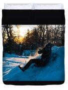 Snow Hill Duvet Cover