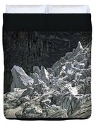 Snow Patch Spire IIi Duvet Cover