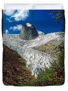 Snow Patch Spire Duvet Cover