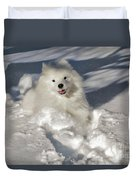 Snow Queen Duvet Cover