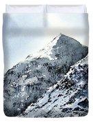 Snowdon Duvet Cover