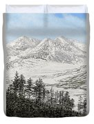 Snowdonia Duvet Cover