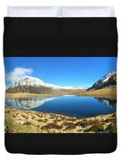 Snowdonia Panorama Duvet Cover