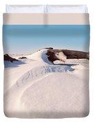 Snowdrift  Duvet Cover