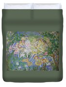 Snowdrop The Fairy And Friends Duvet Cover