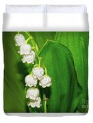 May-lily Duvet Cover