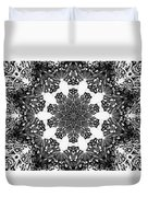 Snowflake 13 Duvet Cover