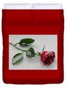 Richard's  Rose Duvet Cover