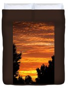 So Cal Sunset Duvet Cover