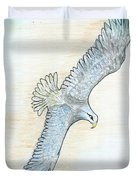 Soaring Eagle Duvet Cover