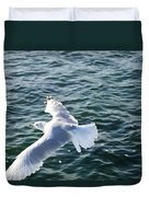 Soaring Waters Duvet Cover
