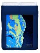 Socrates - Ancient Greek Philosopher Duvet Cover