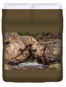 Soda Dam 2 Duvet Cover