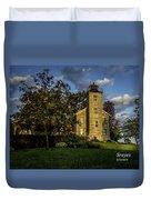 Sodus Point Big Lighthouse Duvet Cover